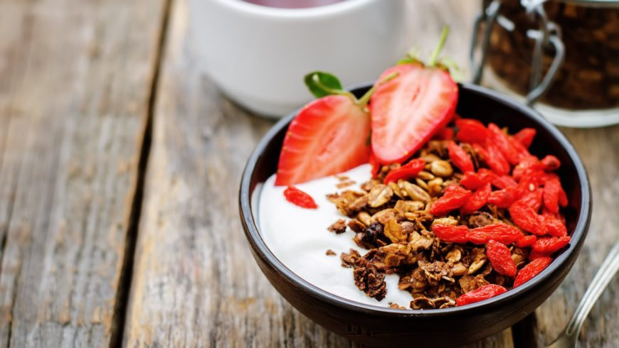 הייתרונות הבריאותיים של גוג'י בריס + מתכונים מרעננים