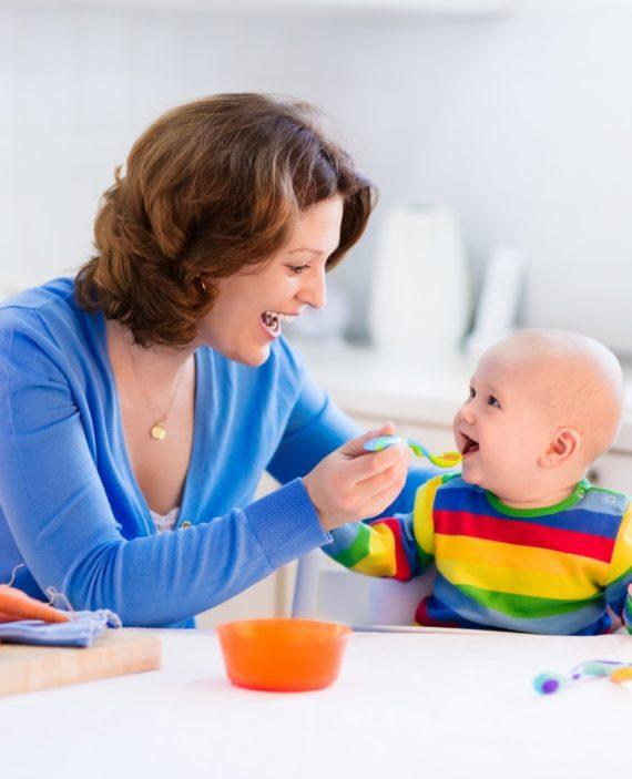 תזונת תינוקות סדנאות והרצאות